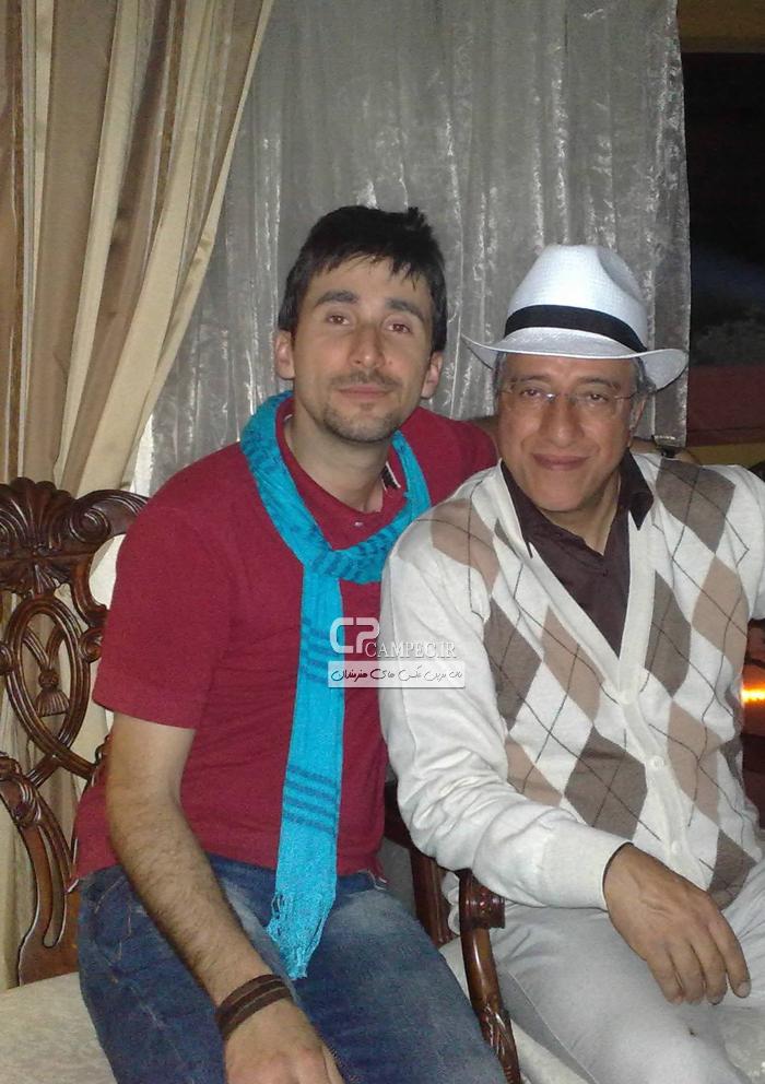 عکس های جدید علیرضا خمسه
