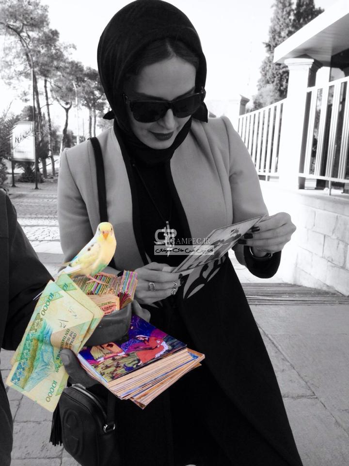 جدید ترین عکس های الناز شاکردوست در شیراز