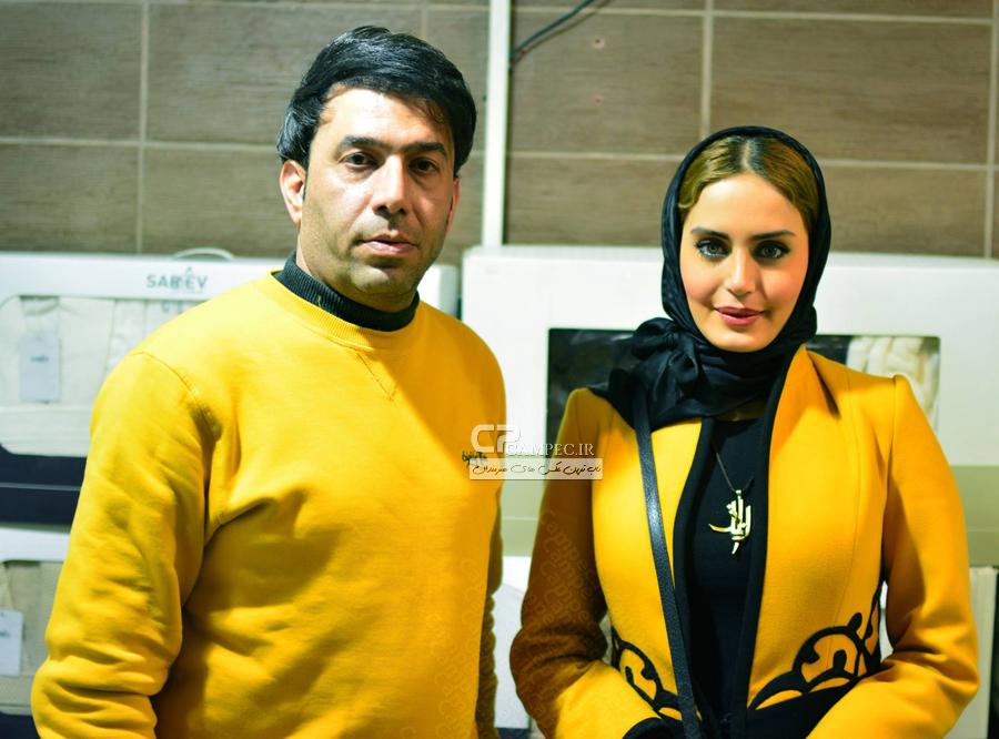 عکس جدید الناز شاکردوست در شیراز
