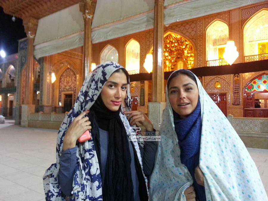 جدید ترین عکس های هدی زین العابدین