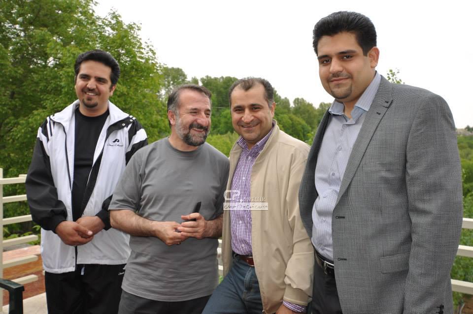 عکس های جدید مهران رجبی