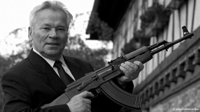 Vídeo: Tributo de um fã a Mikhail Kalashnikov