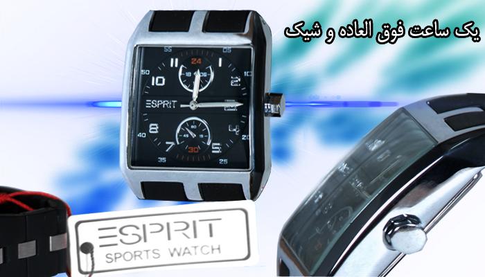خرید ساعت مچی اینترنتی اسپریت ESPRIT
