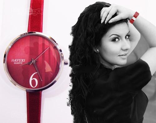 خرید  ساعت مچی اینترنتی زنانه Hayuxi