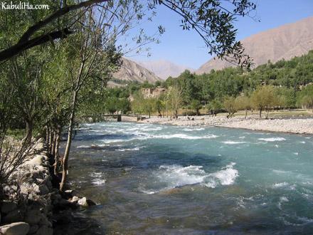 آلبوم تصاویر رودخانه ها و سدهای افغانستان(قسمت اول)