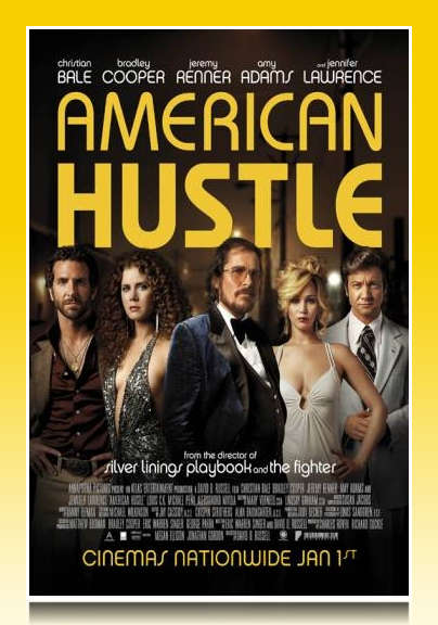 Movie American Hustle Academy Awards