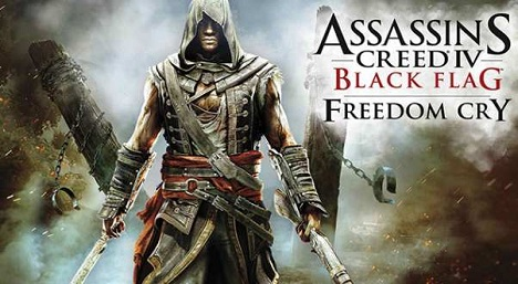 دانلود دی ال سی بازی Assassins Creed IV Black Flag Freedom Cry