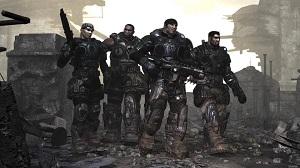 عکس های بازی Gears of War