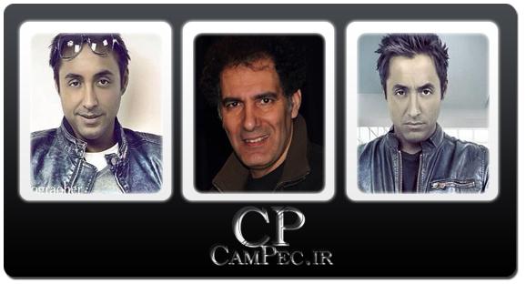 عکسهای جدید امیر حسین رستمی و بهنام تشکر