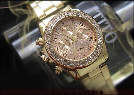 انواع ساعت مچی مردانه و زنانه 2013