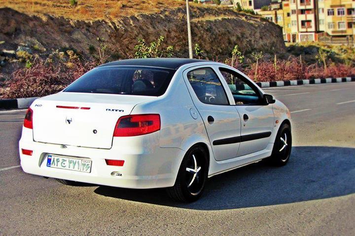عکس+ماشین+رانا+سفید