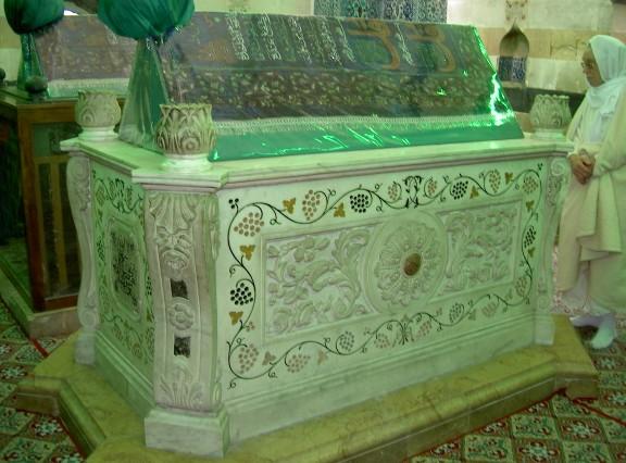 قبر صلاح الدین ایوبی