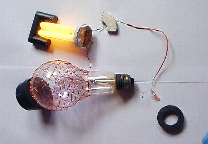 Альтернативный генератор энергии своими руками 77