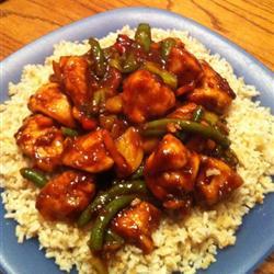 آشپزی: مرغی شیرین، چسبناک و اسپایسی