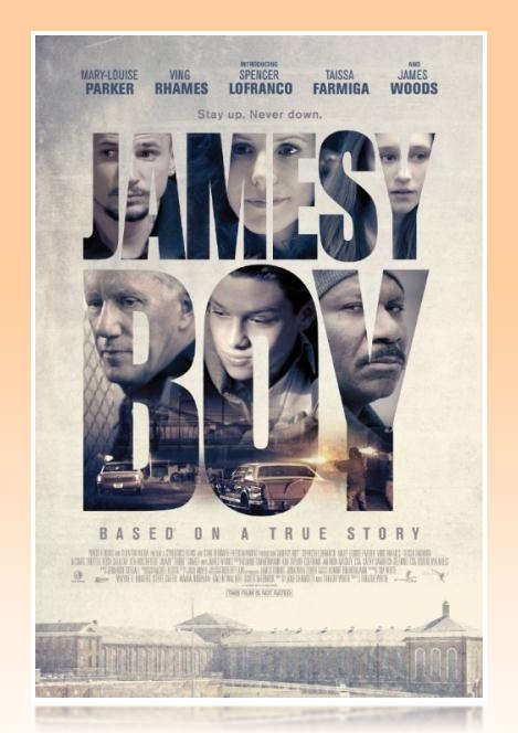 فیلم Jamesy Boy 2014