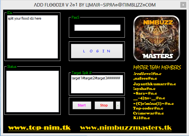 MULTY TARGET ADD FLOODER BY MASTERS TEAM Add_flooder_masters