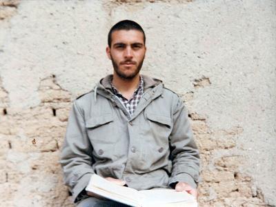 آقای محمود عیوضی(تیمور)، اولین طلبه بسیجی شیرین بلاغ بیجار
