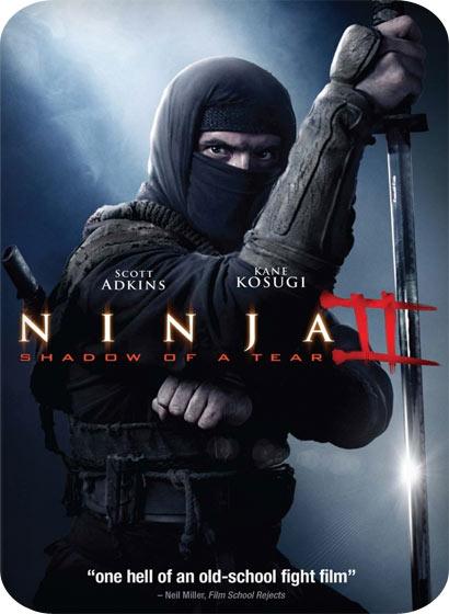 دانلود فیلم Ninja Shadow Of A Tear 2013