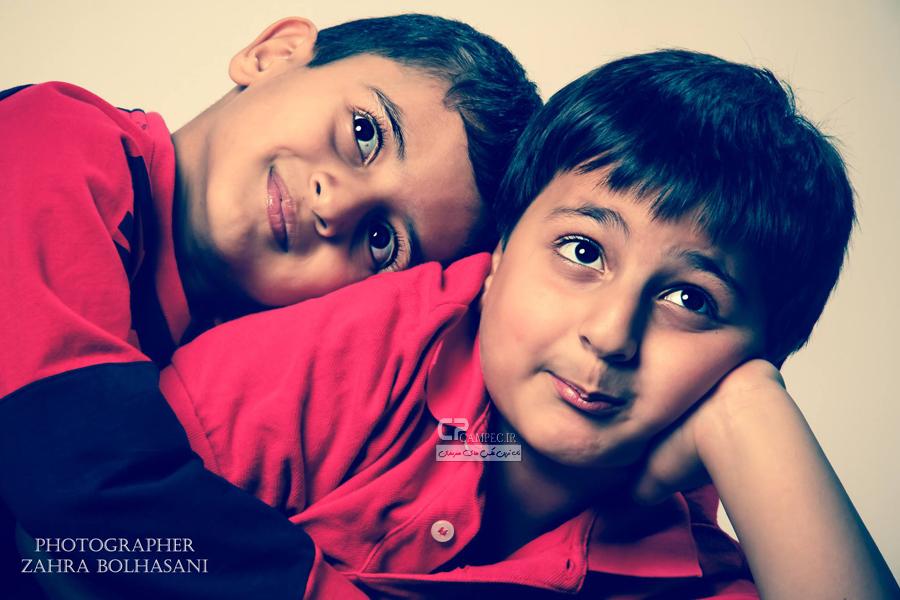 محمد رضا شیرخانلو و برادرش