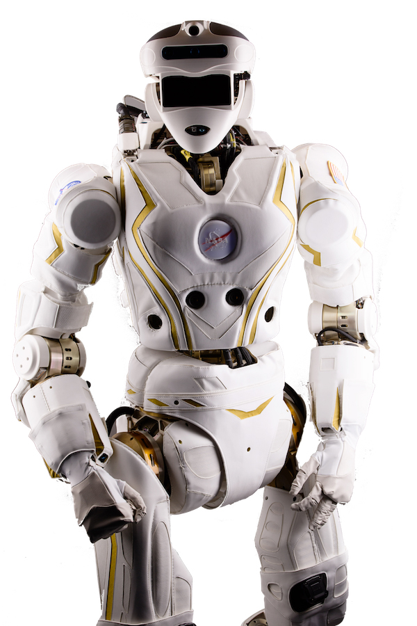 ابرقهرمان ناسا (Valkyrie)برای شرکت در مسابقات رباتیک