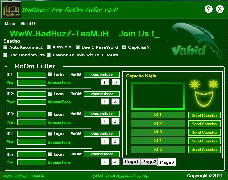 BadBuzZ Professional RoOm Fuller v1 Screen_RoOm_Fuller_3