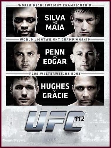 دانلود یو اف سی  UFC 112: Invincible | 112