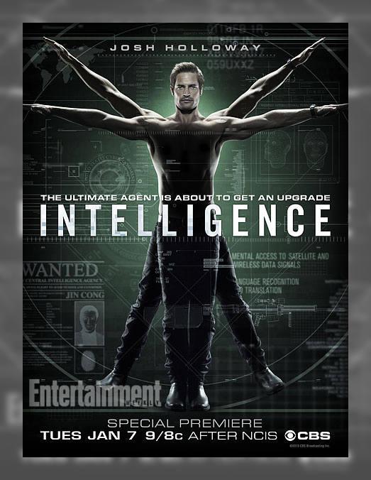 سریال intelligence فصل اول
