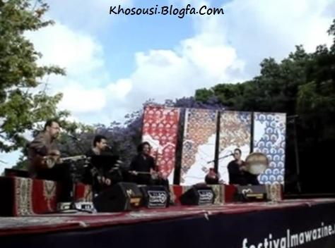کنسرت تصویری فستیوال موازین