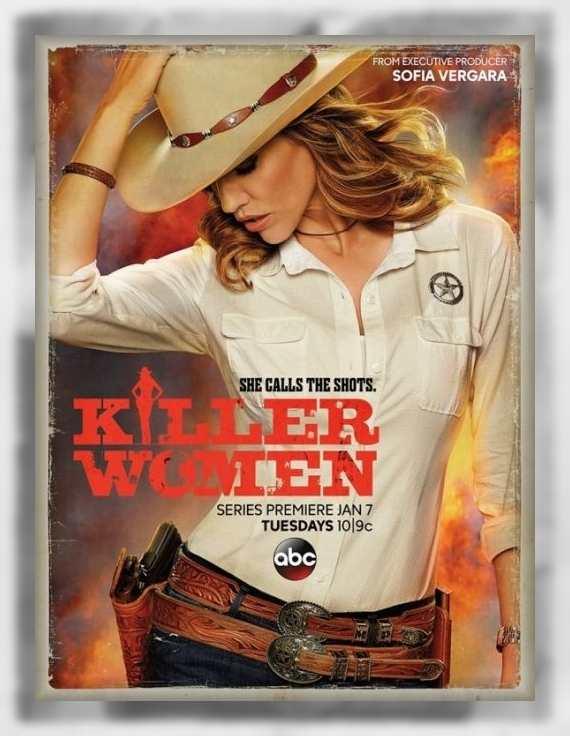 سریال Killer Women فصل اول