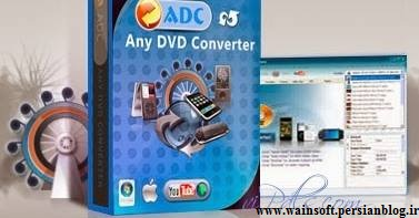 دانلود نرم افزار Any DVD Converter Professional 4.6.2