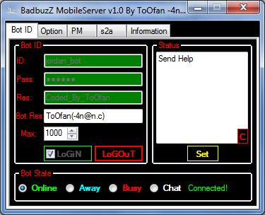 BadbuzZ_MobileServer_v1_0 Mobile1