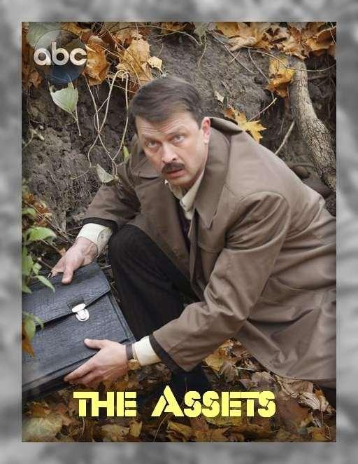 مینی سریال the assets