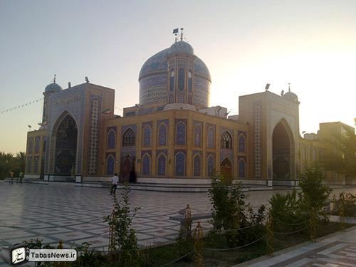 امامزاده حسین بن موسی الکاظم (ع) طبس، نگین کویر