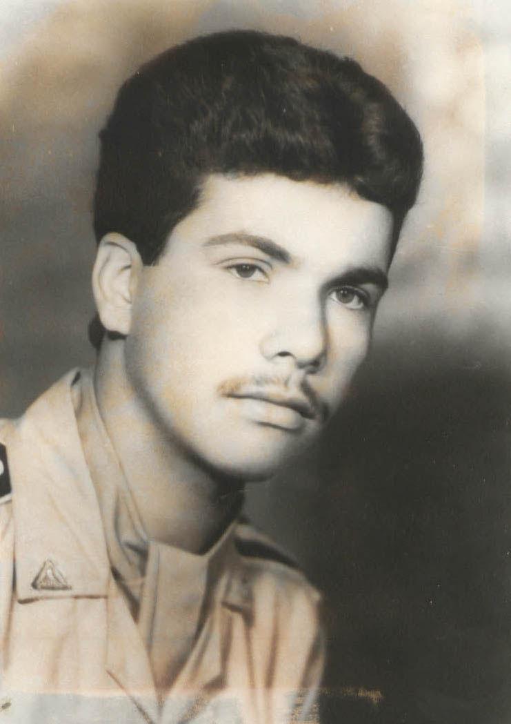 شهید محمد فرنقی-وبلاگ خاطرات اسارت