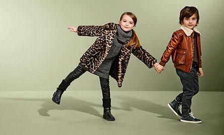 کلکسیون لباس زمستانی بچگانه Gucci 2014