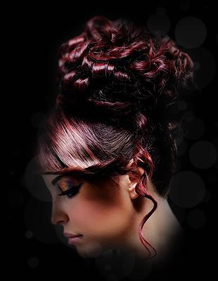 اسپری مش مو موجود در ۵ رنگ