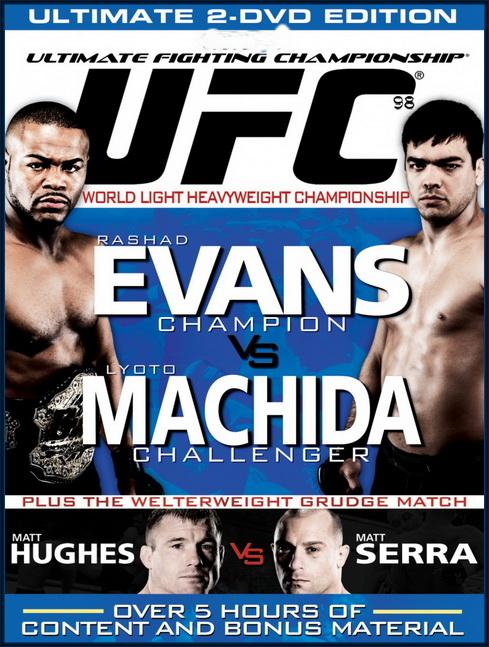 دانلود یو اف سی 98 | UFC 98: Evans vs. Machida