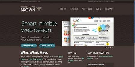 طراحی وب سایت مدرن