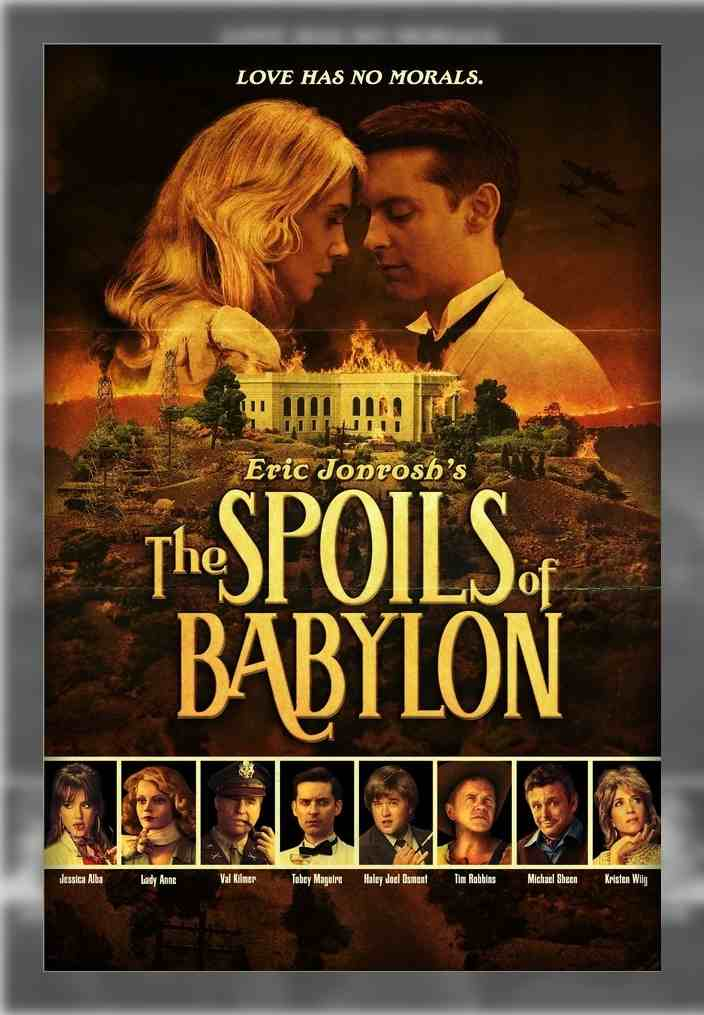 مینی سریال the spoils of babylon