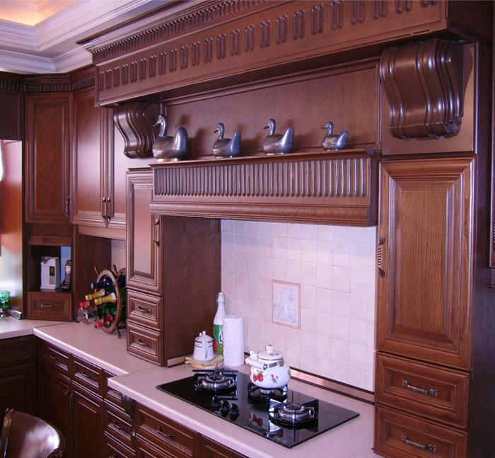 قیمت کابینت آشپزخانه چوبی
