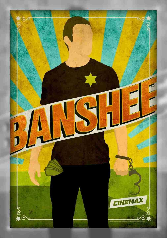 سریال Banshee فصل دوم