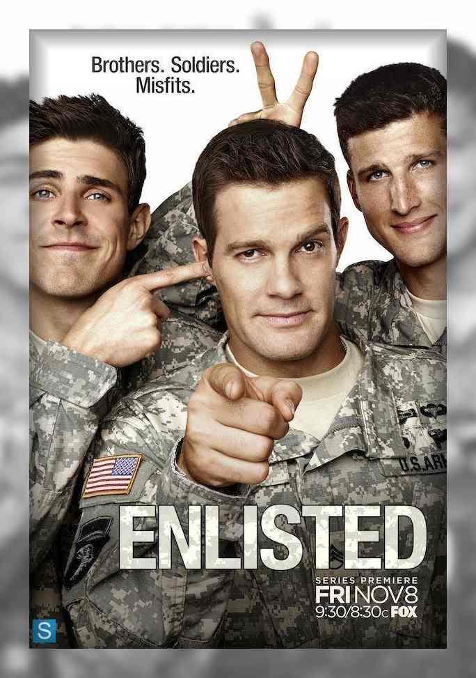 سریال Enlisted فصل اول