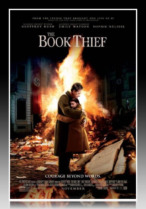 فیلم The Book Thief 2013