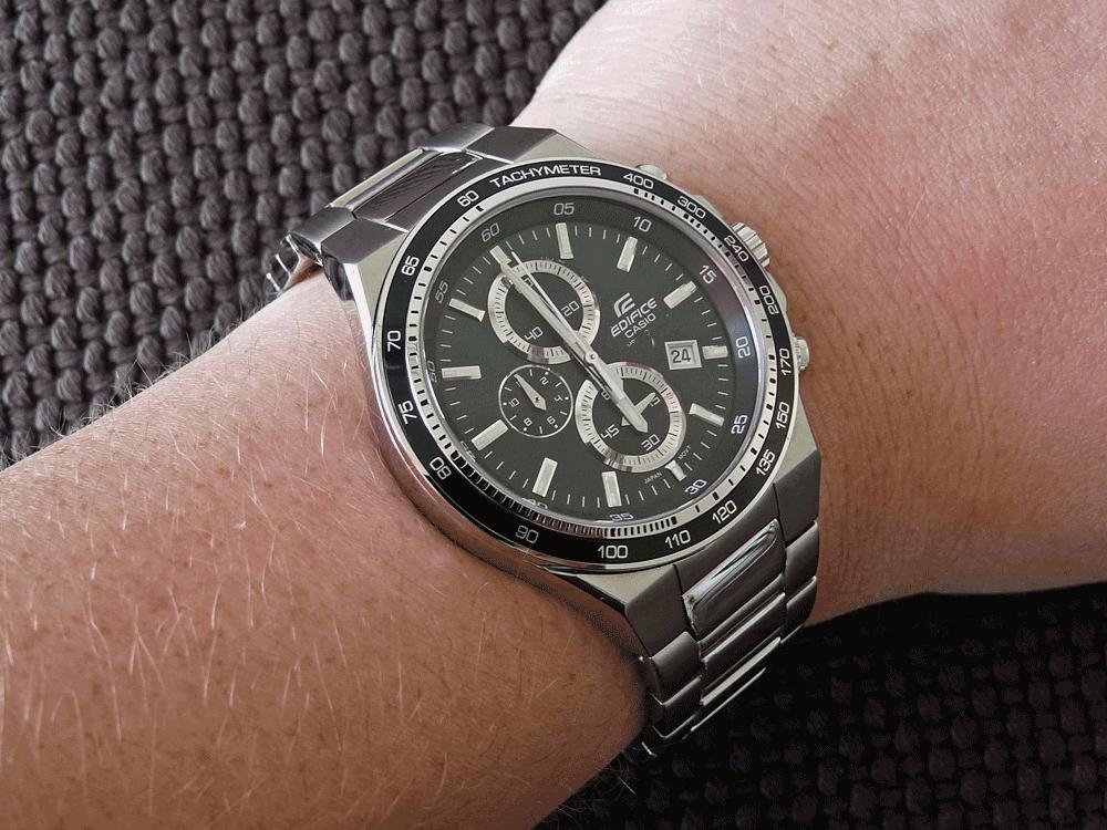 ساعت کاسیو اصل مدل تجاری 546 ادیفایس