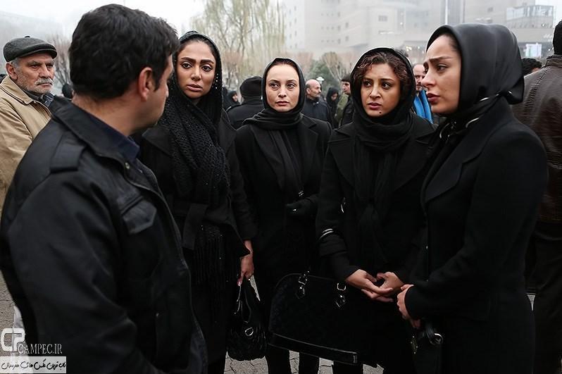 سمانه پاکدل،حدیثه تهرانی،مریم کاویانی