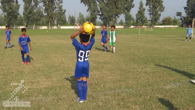 مدارس فوتبال 2014