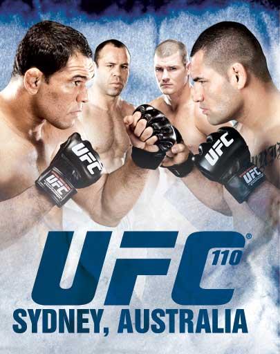 دانلود یو اف سی 110 | UFC 110: Nogueira vs. Velasquez