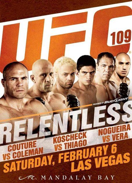 دانلود یو اف سی 109 | UFC 109: Relentless