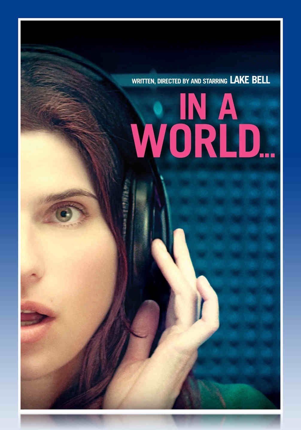 فیلم In a World 2013