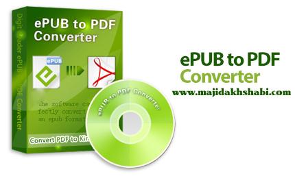 تبدیل فرمت کتاب های الکترونیکی ePUB به PDF